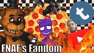 Five Nights at Freddy's Scary Fandom - The Fandom Files