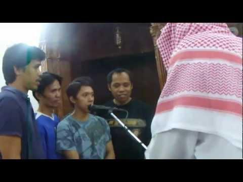 جمال أبو مرعي مسجد لطيفة riyadh cable new moslem jamal abu marie 12