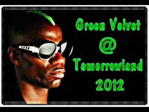Green Velvet @  Tomorrowland 2012