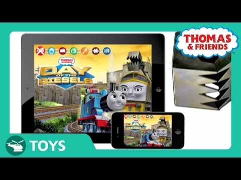 Day Of The Diesels Adventure App | Toys | Thomas & Friends
