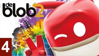 De Blob 2 - Part 4 Let's Play walkthrough (XBOX360/PS3/)