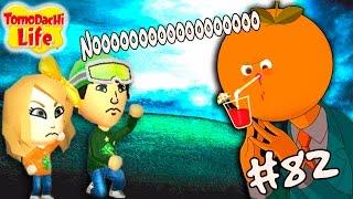 La Maldición pomelo... ha vuelto!!! | TOMODACHI LIFE  #82