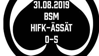 Juniori-Ässät - B1-joukkue - BSM 31.8.-1.9. Maalikooste