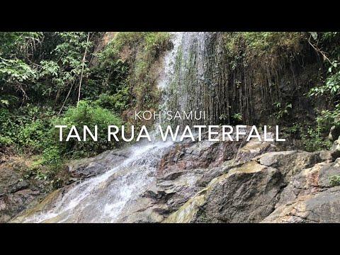 Tan Rua Waterfall in Koh Samui, Thailand 2020 (english)