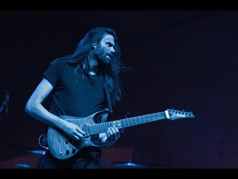TESSERACT's James Monteith on 'Sonder' & Balance B/w Technical Wizardry & Passionate Playing (2018)