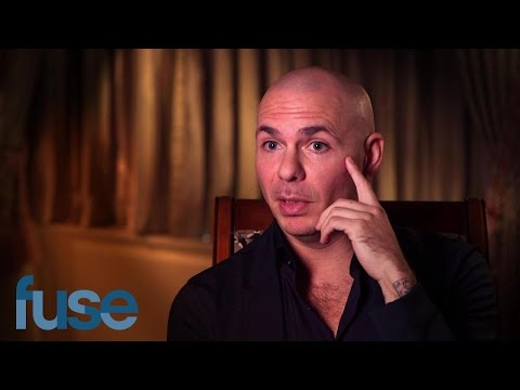 Pitbull Looks Back On Growing Up In '80s Miami
