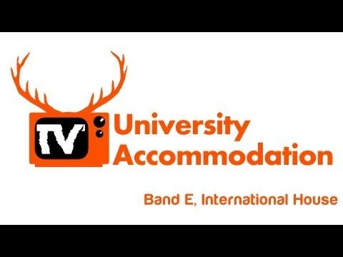University Accommodation: Band E, International House
