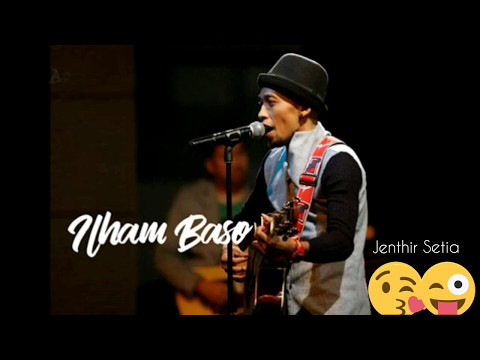 MEMELUK ANGIN with lirik (ILham idol) cover ulang by SETIA BAND
