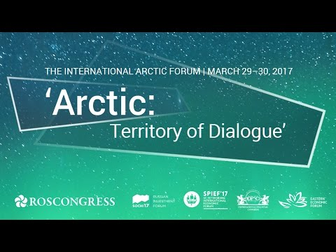 Arctic Forum 2017: Energy-Related Projects in Murmansk Region