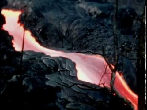 Eruption of Kilauea 1959-1960