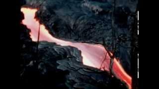 Eruption of Kilauea 1959-1960