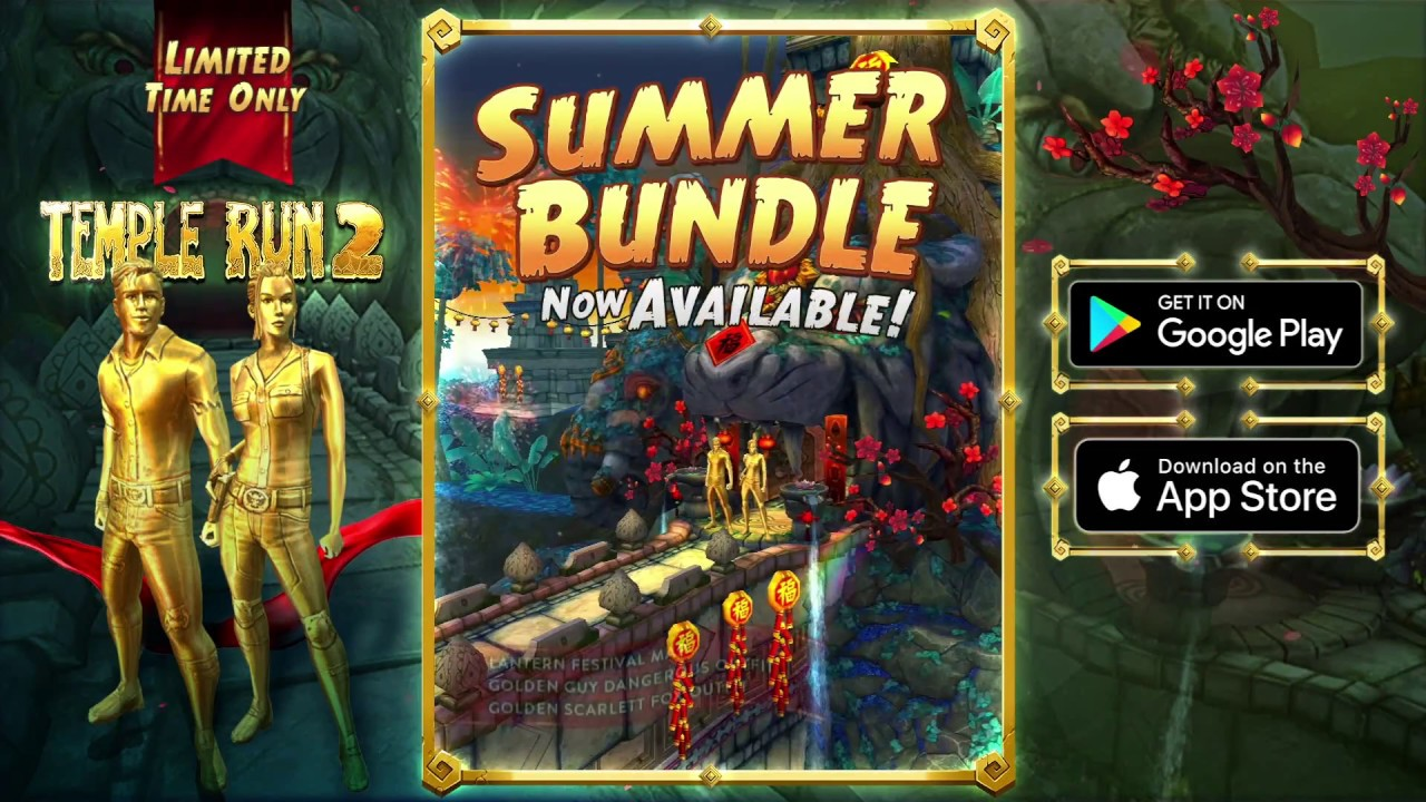 Temple run download for laptops pc