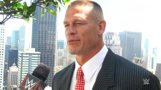 Will we see John Cena at WrestleMania 32?: March 27, 2015