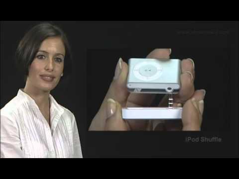 iPod Shuffle (Spanish) - COmo se recarga el iPod shuffle