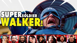 Reaction To Seeing New Cap Most Savage Moment On Falcon & Winter Soldier Episode 4 | Mixed Reactions