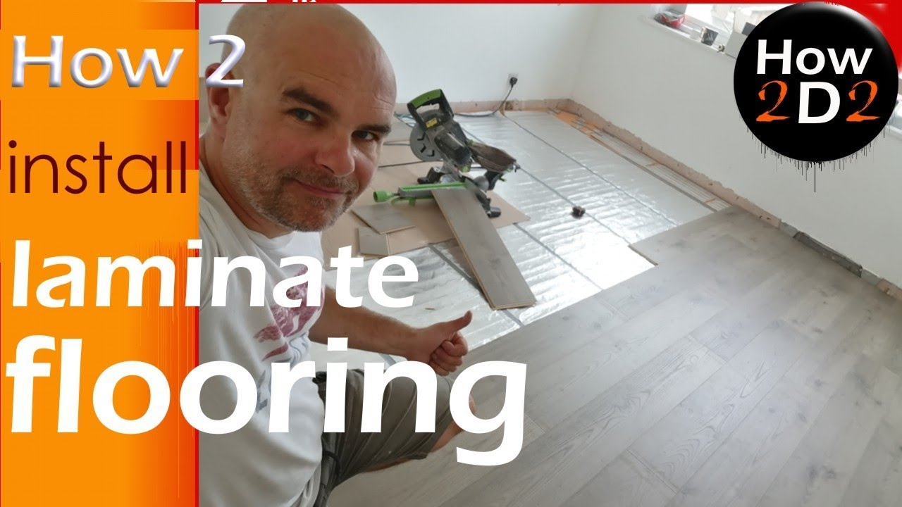 How To Install Laminate Flooring Over, Can You Put Underfloor Heating Under Laminate Flooring