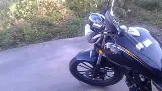 Мотоцикл регулмото ск150-8.мой отзыв