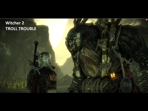 how to play the witcher 2