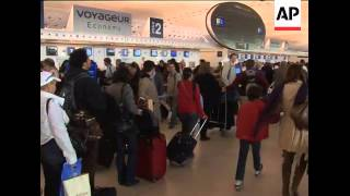 WRAP Air France flights resume, German airspace open, Spain