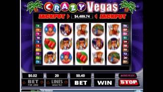 Зажигательный игровой автомат Crazy Vegas - яркий видеообзор от клуба IgrovoyZal.com(, 2015-01-05T16:49:11.000Z)