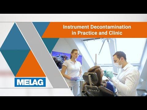 Instrument Decontamination - Sterilization and Disinfection of Dental Instruments