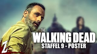 THE WALKING DEAD Staffel 9 - Offizielles Poster | Analyse & Breakdown