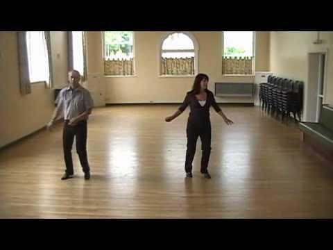 VERTICAL EXPRESSION  ( Line Dance )