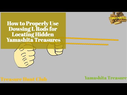 How to Properly Use Dowsing L Rods for Locating Hidden Yamashita Treasures