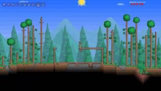 Прохождение игры Террария 1.1.2 (1)серия. строим дом!!!