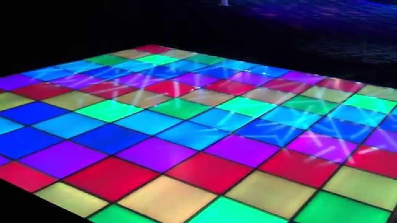 Disco Dance Floor Saay Night