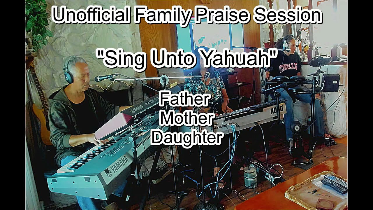 Unofficial Family Praise  & Worship 1