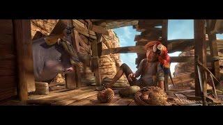 Робинзон крузо Очень обитаемый остров 2016 трейлер мультфильма
