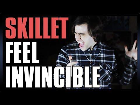 """SKILLET em PORTUGUÊS: """"Feel Invincible"""" (Tradução adaptada)"""