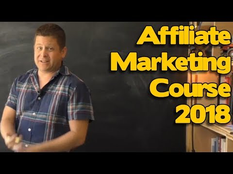 Affiliate Marketing Course 2018 – 16 Weeks of Hands On Training