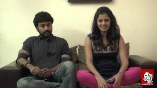 Vj Anjana & Kayal hero Chandran share about their love affair | Star talk