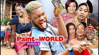 PAINT MY WORLD PART4 - BRODASHAGGI & DESTINY ETICO 2020 LATEST NIGERIAN NOLLYWOOD MOVIES FULL HD