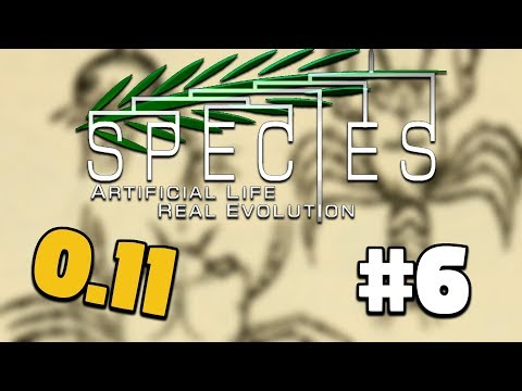 Classic timelapse | v0.11 #6 | SPECIES ALRE