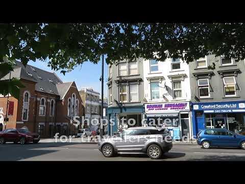 Earls Court Ibis Hotel Locality London England - 2018