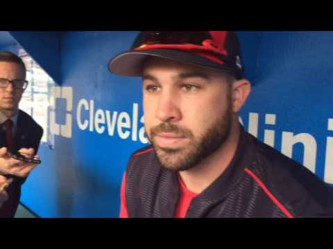 Cleveland Indians' Jason Kipnis on next rehab step