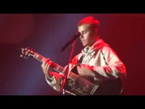 Justin Bieber - Love Yourself - live V Festival 2016