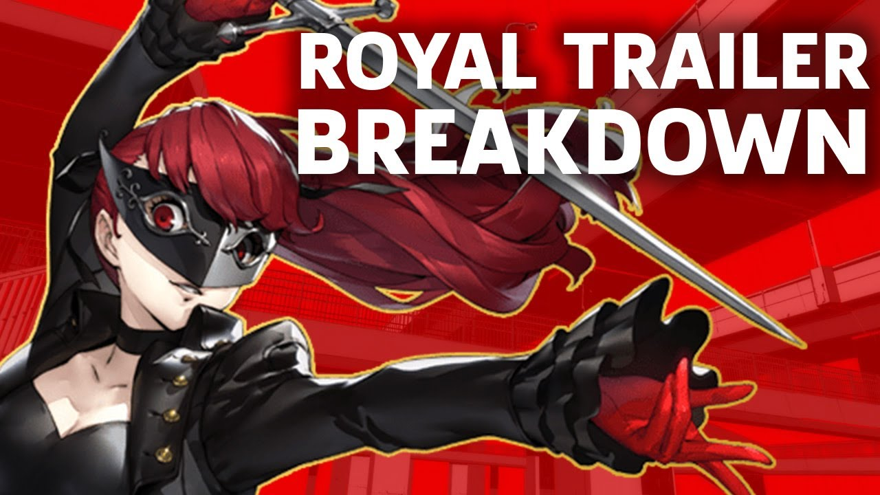 Persona 5 The Royal Trailer Breakdown: New Party Member, Social Link