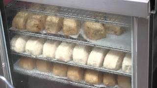 台湾・金門島の朝は「美味しいパン」からはじまる / 紅糖饅頭店