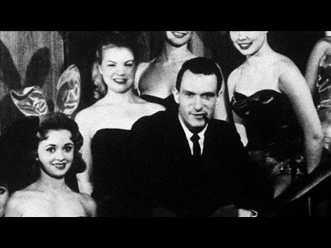 Hugh Hefner On His Girlfriends, Son And Movie