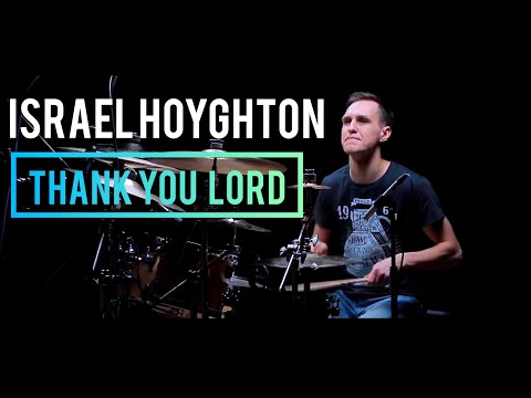 THANK YOU LORD - Israel Houghton & New Breed. Drum cover by Ales Sobol (vocal Susanna Sobol)