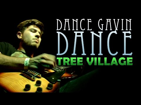 "Dance Gavin Dance - ""Tree Village"" LIVE! The Rise Records Tour"
