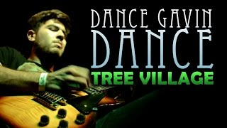 "Dance Gavin Dance - ""Tree Village"" LIVE! The Rise Records Tour"