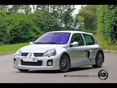 2004 Renault Clio Sport V6 | AT Performance Cars
