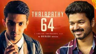 MASSIVE: Thalapathy 64 – Vijay & Anirudh Combo Again?
