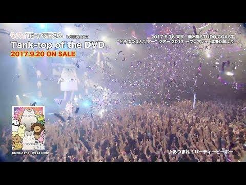 【1st LIVE DVD】ヤバイTシャツ屋さん「Tank-top of the DVD」トレーラー