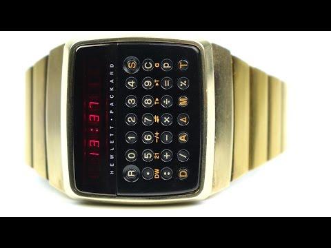 RetroTech: Hewlett Packard HP-01  1977
